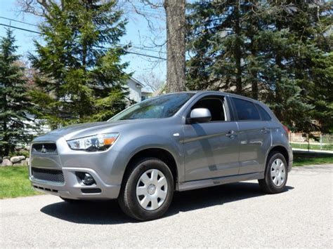 2011 Mitsubishi Outlander Sport Review by Review 2011 Mitsubishi Outlander Sport The About Cars