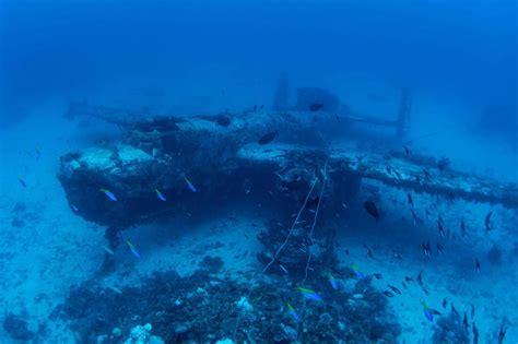 I relitti marini dei bombardieri americani della II Guerra ...