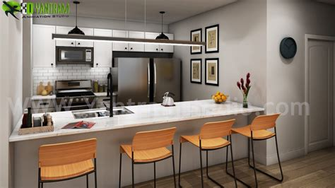 Modern Interior Design Ideas For Kitchen by Modern Small Kitchen Design Ideas By Yantram 3d Interior