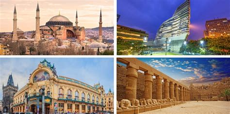 The World's Most Influential Architecture