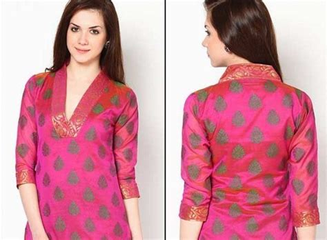 Boat Neck Designs For Dress Materials by Top 30 Cotton Churidar Suit Neck Designs Catalog