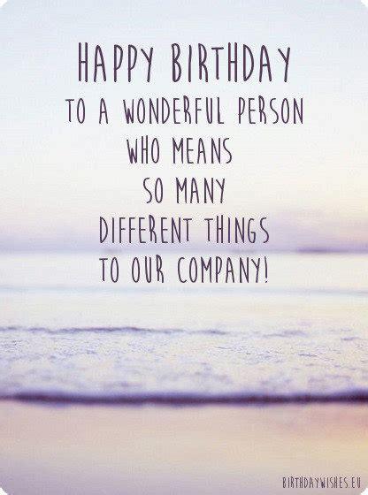 happy birthday employee birthday wishes  employees