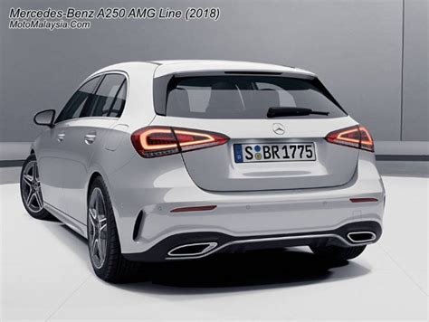 All the above prices are manufacturer's recommended retail prices. Mercedes-Benz A250 AMG Line (2018) Price in Malaysia From RM263,888 - MotoMalaysia