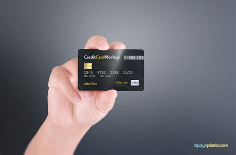 The free credit card numbers allow you to make online transactions and pay through credit card without thinking if having to pay the debt. Customizable Credit Card Mockup Freebie - DesignHooks