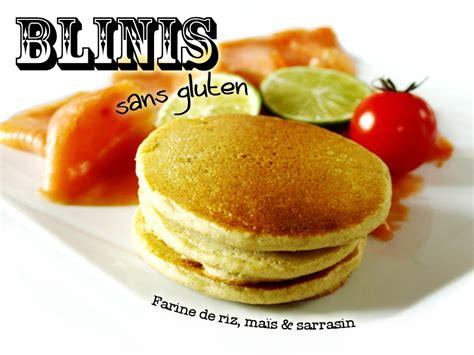 blinis sans gluten sp 233 cial brunch 171 cookismo recettes