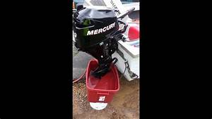 Used Mercury 9 9hp  10hp Outboard Motor Review  4