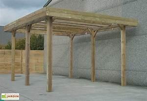 Abri Voiture Brico Depot : beau abri de jardin brico depot 8 carport double en ~ Edinachiropracticcenter.com Idées de Décoration