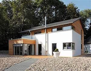 Kubus Haus Günstig : fertighaus fertigh user kubus musterhaus bad vilbel 165 00 qm und satteldach als ~ Sanjose-hotels-ca.com Haus und Dekorationen