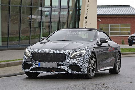 Top 3 Expectations From The 2019 Mercedesamg S63 Cabriolet