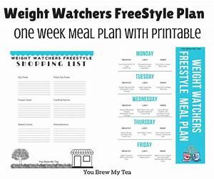 Weight Watchers Smartpoints Berechnen : weight watchers freestyle plan one week menu plan pinterest weight watchers meal plans ~ Themetempest.com Abrechnung