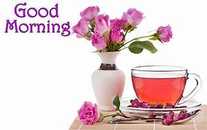 Good Morning Wishes With Flowers Pictures, Images - Page 76