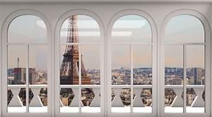 Papier Peint Trompe L4oeil : picline la deco avec vos photos ~ Premium-room.com Idées de Décoration