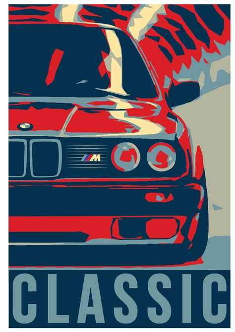 Bmw Posters by E30 Poster Cars Bmw Cars Bmw E30 Bmw