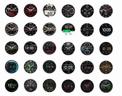 Rex Amazfit Faces Battery Huami Smartwatch Watchfaces