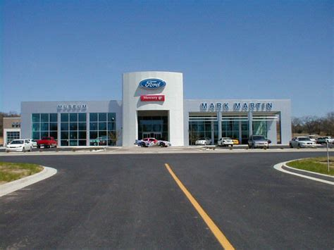 Mark Martin Ford Used   Car and Truck Dealer in Batesville
