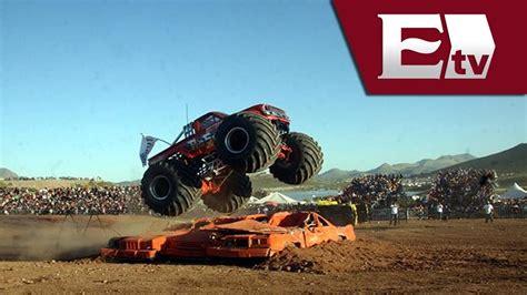 video de monster truck nuevas im 225 genes quot monster truck quot tragedia en aeroshow de