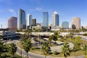 Downtown Tampa Florida