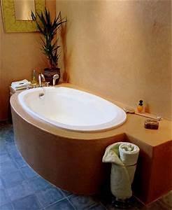 Fliesen Verlegen Preis Ohne Material : putzgestaltung im bad mit marokkanischen kalkputz ~ Lizthompson.info Haus und Dekorationen