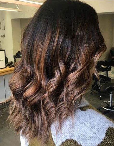 latest root beer hair color trends   women