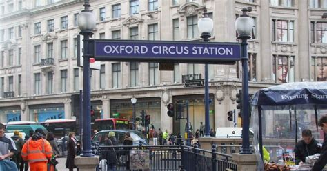 Live updates as Oxford Circus station after reports of