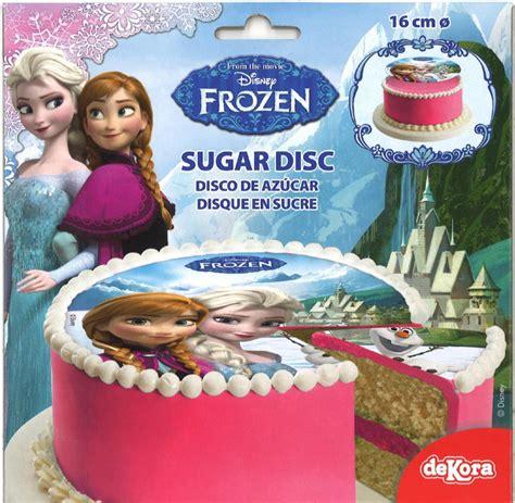 Die frozen summer version ist 20cm lang. ᐅ Tortenaufleger essbar Frozen 16cm online kaufen (Schweiz)