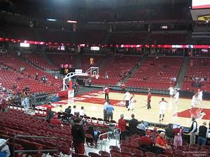 Kohl Center Wi Seating Chart Kohl Center Section 122 Rateyourseats Com