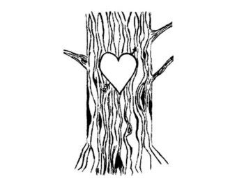 tree trunk clipart black and white tree trunk with clipart clipartxtras