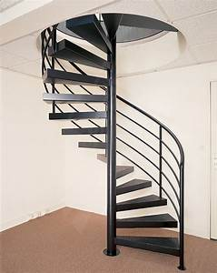 Deco Escalier Helicoidal