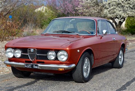 Alfa Romeo 1750 Gtv For Sale by 1969 Alfa Romeo Gtv 1750 For Sale On Bat Auctions Sold