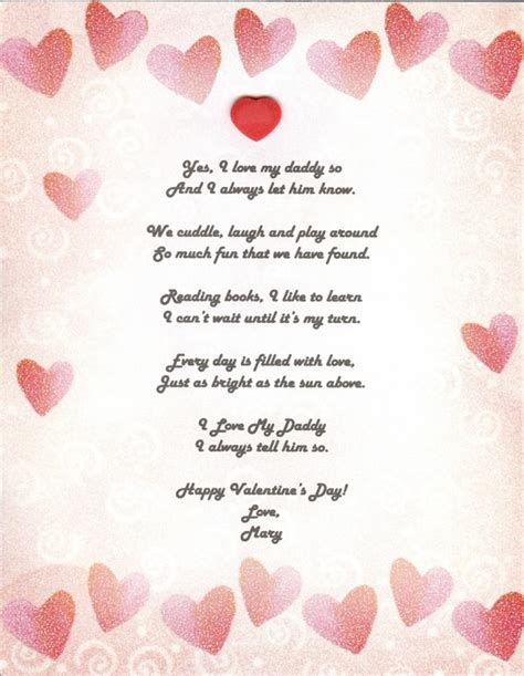 Love Poems for Valentine's Day