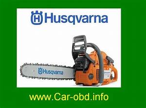 Husqvarna Chainsaw 340 345 346xp 350 351 353 Service