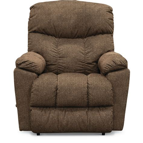 cappuccino brown manual reclina rocker recliner morrison