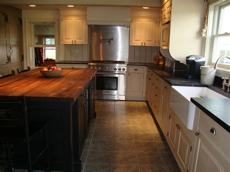 kitchen islands wood white wood kitchen island with stained tops white kitchen