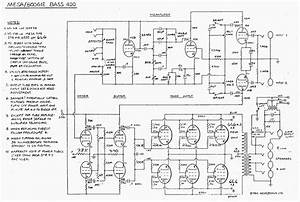 Mesa  Boogie Bass 400 Psu
