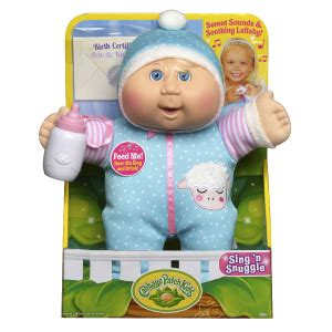 "Cabbage Patch Kids 14"" Kid Girl Doll Comes with Lots"