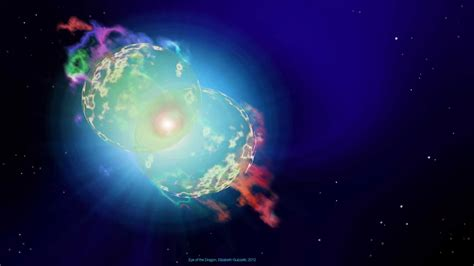 Eye Nebula Wallpaper - Pics about space