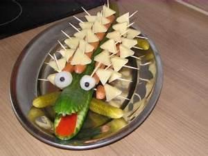 Gemüse Krokodil Anleitung : salatkurken krokodil sonstige kochrezepte forum ~ Markanthonyermac.com Haus und Dekorationen