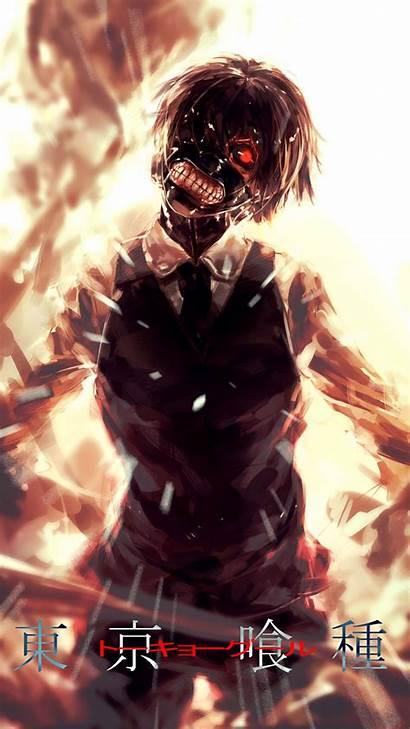 Ghoul Tokyo Iphone Kaneki Wallpapers 5c Backgrounds
