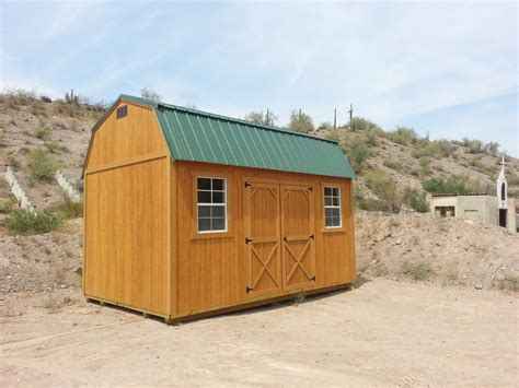 Temporary Sheds by Tucson Portable Buildings 520 987 0111