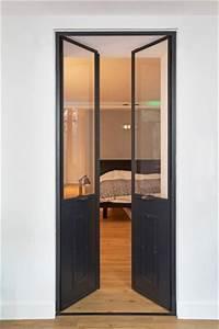 Porte De Style Atelier D39artiste En Acier Battante Ou