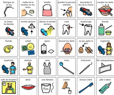 chez le dentiste fle la sant 233 lessons class and autism