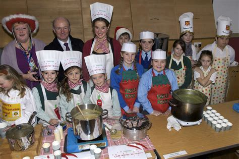 four guernsey primary schools compete in the big soup