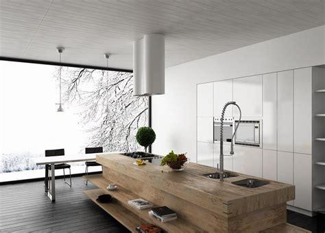 ilot cuisine bois massif cuisine quipe avec ilot meubles de cuisine finition