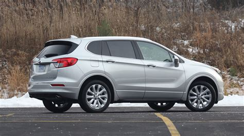 Buick Envision Review by 2017 Buick Envision Review From China With