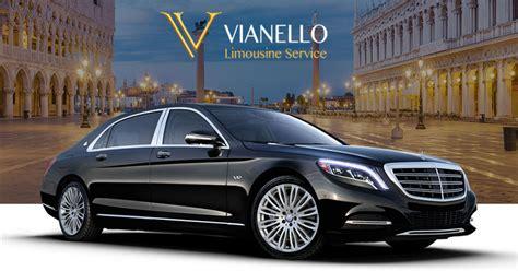 Limousine Service by Venice Transport Service Vianello Limousine Service