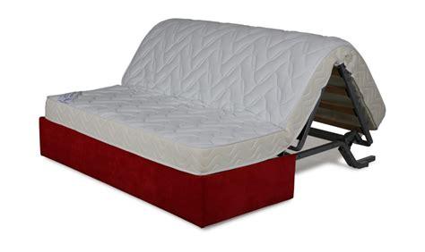 canapé convertible avec un vrai matelas mécanique d 39 un canapé lit le guide