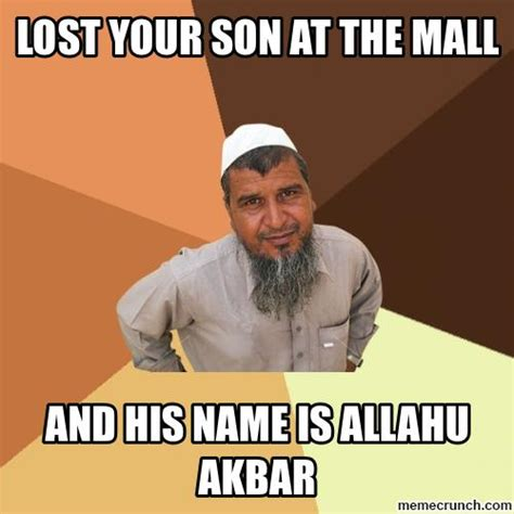 Allahu Akbar Memes - allahu akbar meme