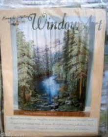 landscape curtains window art murals 2 english garden