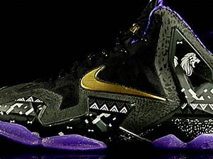 "Nike LeBron 11 GS ""BHM"" - SneakerNews.com"