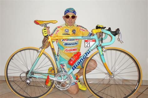 1998 Tour De France Bianchi Pantani Mercatone Uno